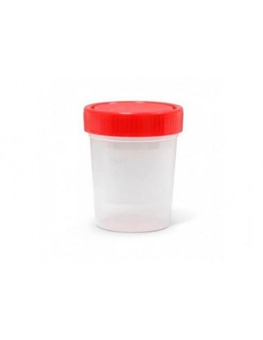 Botes de muestra de orina 60 ml
