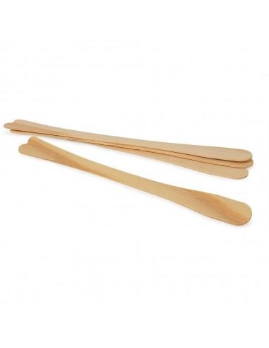 Espátula de madera AYRE caja 100 uds