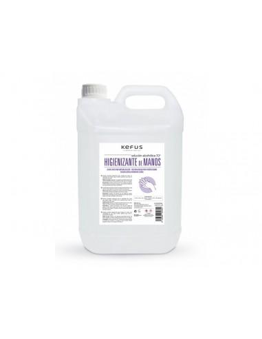Gel hidroalcohólico Kefus 5000 ml